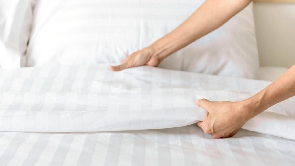 bed sheet cleaning dundee